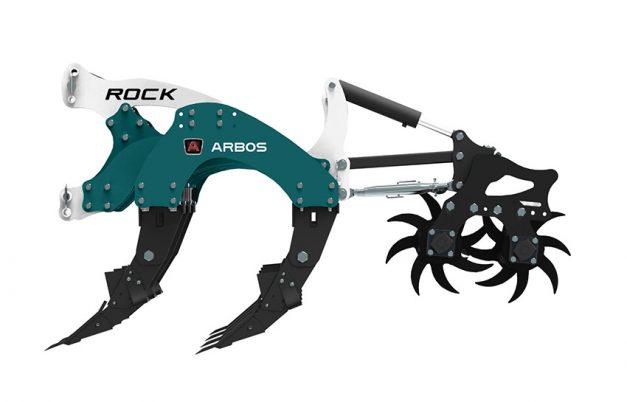 Scarificator Arbos ROCK M3